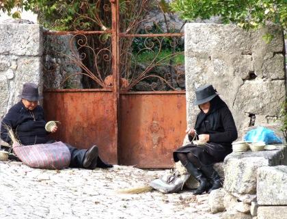The Sortelha mafia at work