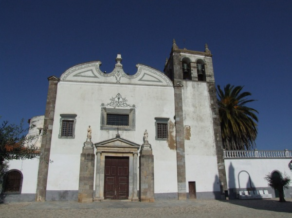 Church in Serpa.
