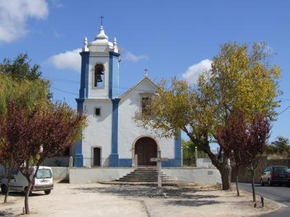 Church in Ribaldeira