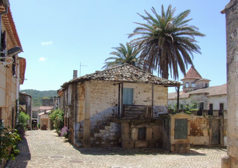 The ancient city now known as Idanha-a-Velha