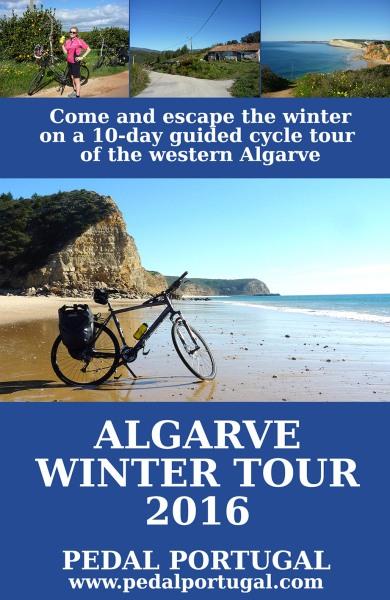 Algarve winter tour poster small