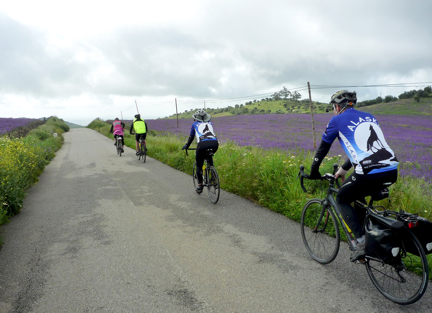Portugal guided cycle tours