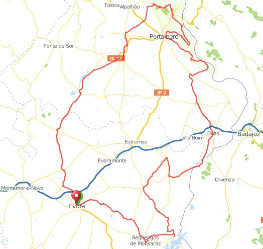 Border Castles route