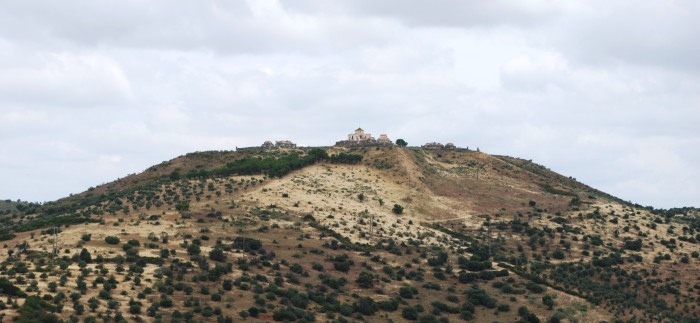 The Forte da Graca seen from Elvas