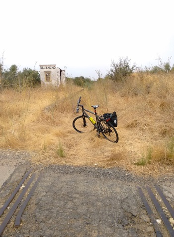 Another abandoned Alentejo line - this one east of Evora