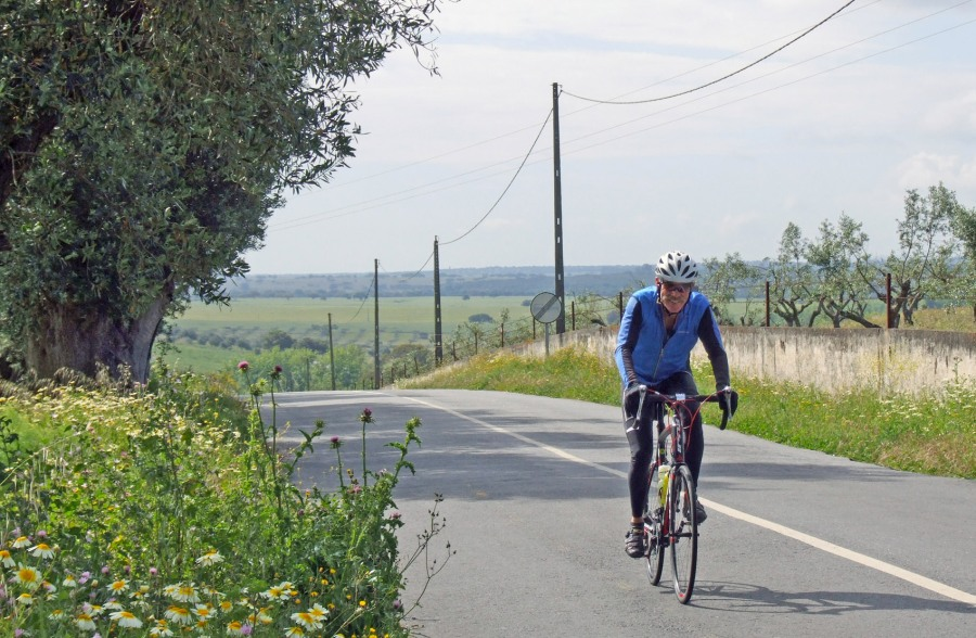 Portugal guided cycle tours - Alentejo