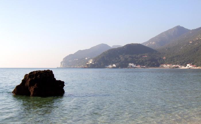 Arrabida Hills - coast