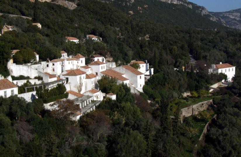Arrabida Hills - convent